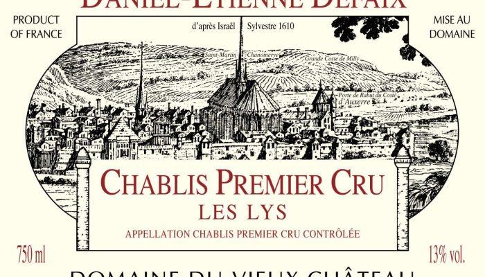 DEFAIX-Chablis-1erCru-Les-Lys